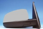 Vauxhall Meriva [03-09] Complete Electric Mirror Unit - Primed